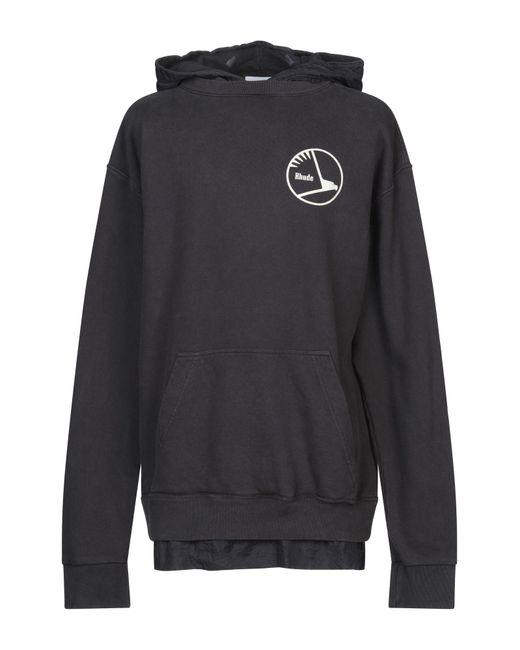 Rhude Sweatshirt in Gray für Herren