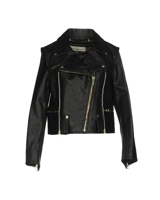 Golden Goose Deluxe Brand - Black Jacket - Lyst