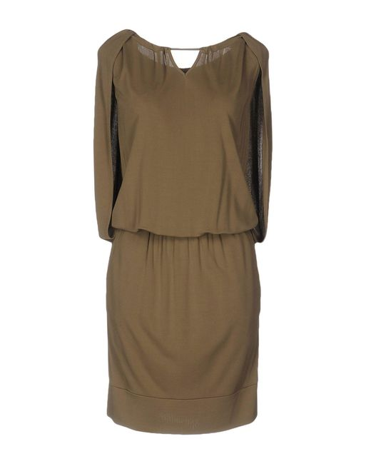 Roberta Scarpa | Natural Knee-length Dress | Lyst