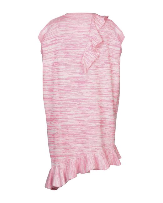 MSGM Pink Kurzes Kleid