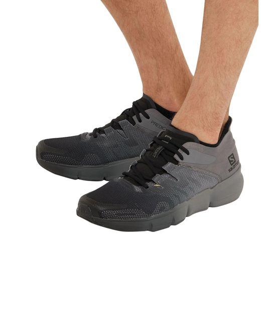 Salomon Low Sneakers & Tennisschuhe in Black für Herren