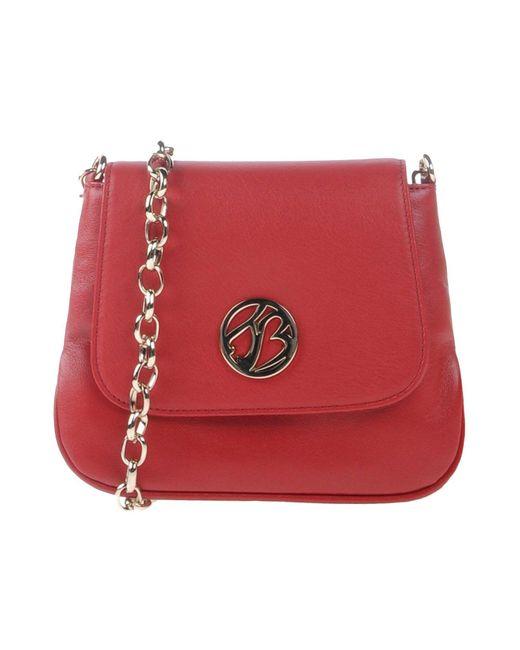 Tosca Blu - Red Cross-body Bag - Lyst