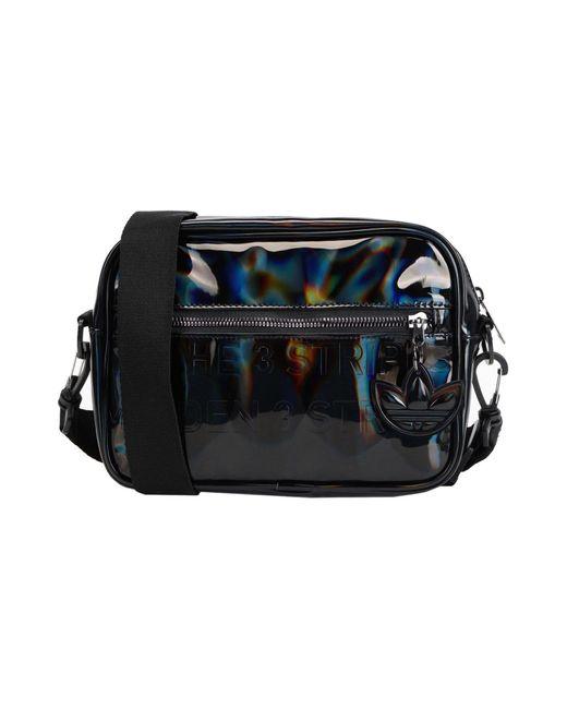 Bolso con bandolera Adidas Originals de color Black