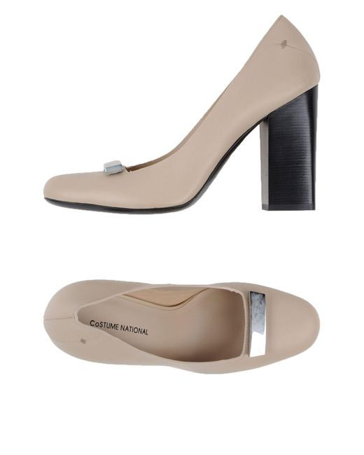 CoSTUME NATIONAL - Natural Pump - Lyst