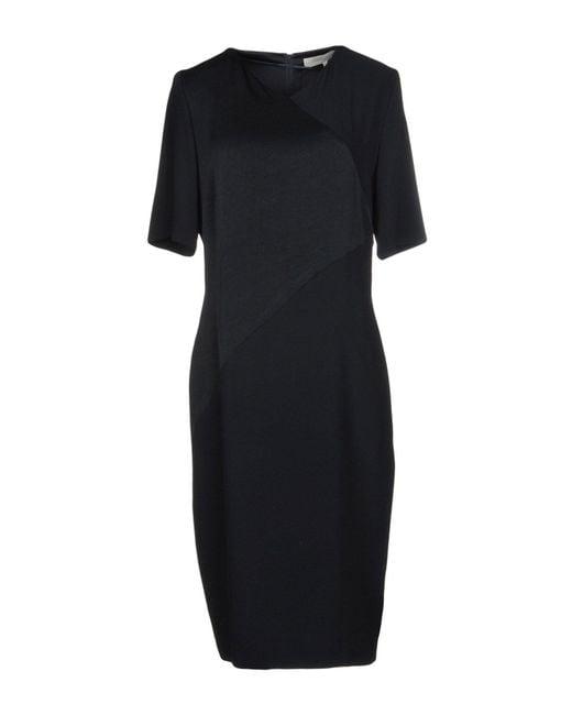 Gerard Darel - Blue Knee-length Dress - Lyst