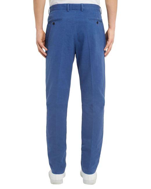 Hartford Pantalon homme de coloris bleu lNiVa
