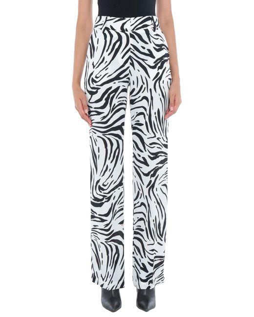 Pantalon MSGM en coloris White