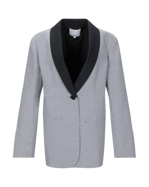 Tibi Black Suit Jacket