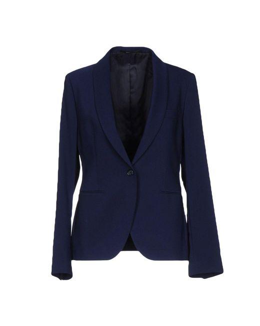 Tagliatore 0205 - Blue Blazer - Lyst