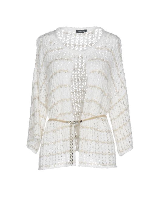 Anneclaire - White Cardigans - Lyst