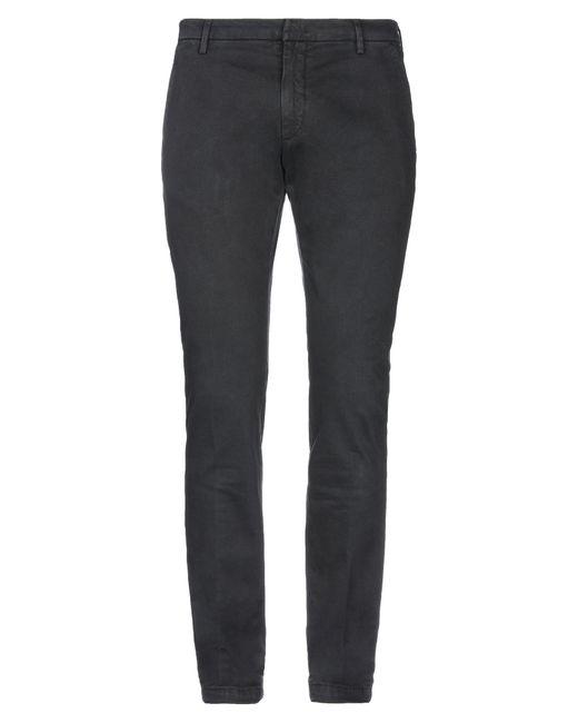 Pantalone di Michael Coal in Black da Uomo