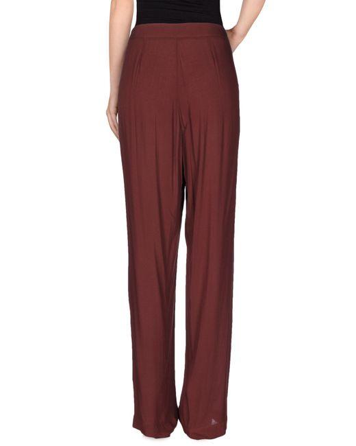 Manila Grace Multicolor Casual Trouser