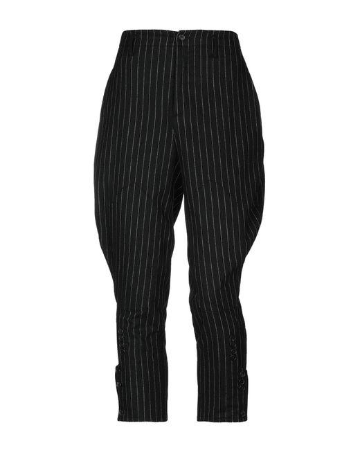 Ralph Lauren Collection - Black Casual Pants - Lyst