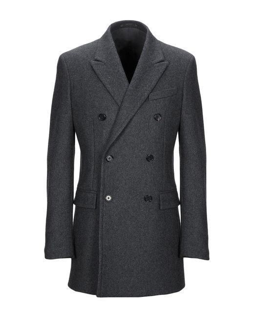 Jil Sander Gray Coat for men