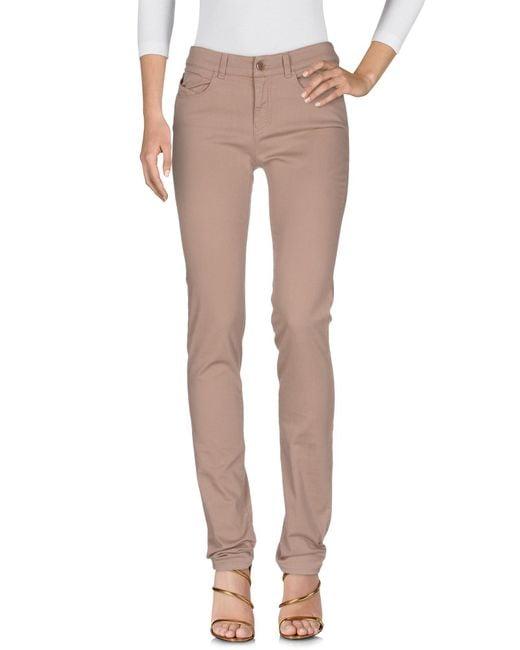 Armani Jeans | Natural Denim Pants | Lyst