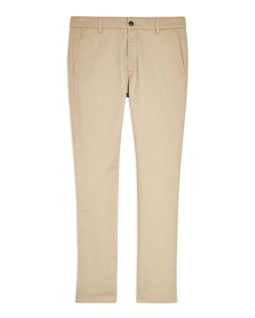 Topman Natural Casual Pants for men