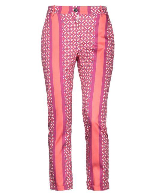 Pantalone di Bruno Manetti in Pink