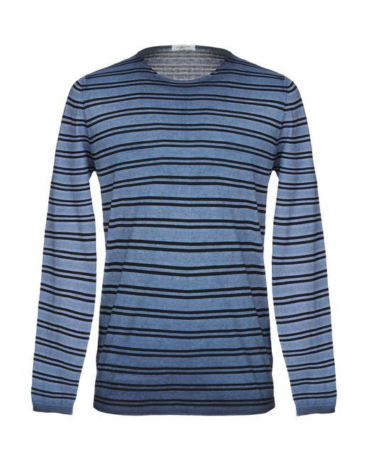 Paolo Pecora Pullover in Blue für Herren