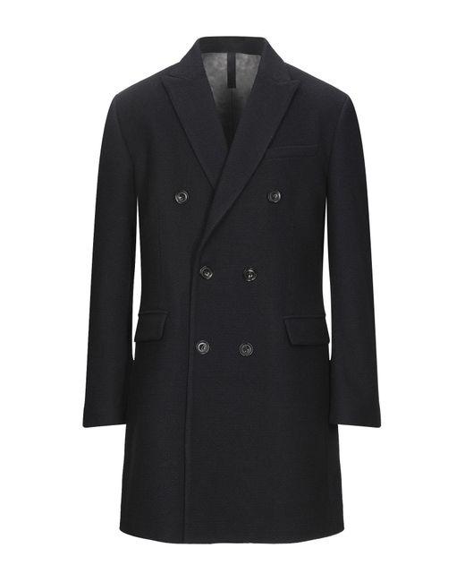 Paolo Pecora Mantel in Black für Herren