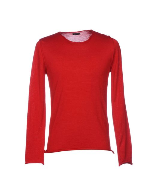 Imperial - Red Sweater for Men - Lyst