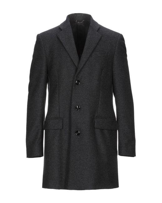 Cappotto di Dolce & Gabbana in Gray da Uomo