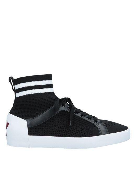 Ash - Black High-tops & Sneakers - Lyst