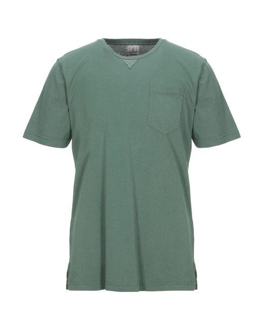 Drumohr Green T-shirt for men