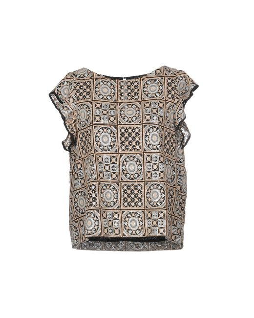 Antik Batik - Natural Blouse - Lyst