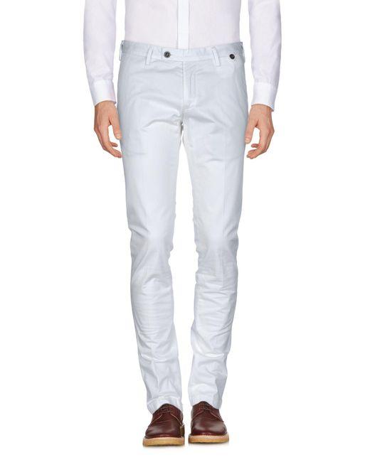 Pantalon AT.P.CO pour homme en coloris White
