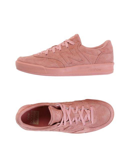 Sneakers & Deportivas de mujer de color rosa