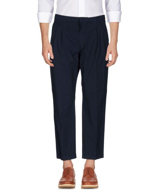 Pantalone di Dondup in Blue da Uomo