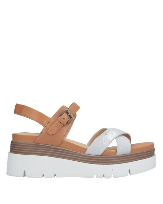 Sandales Geox en coloris Brown