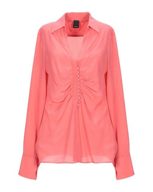Camisa Pinko de color Pink