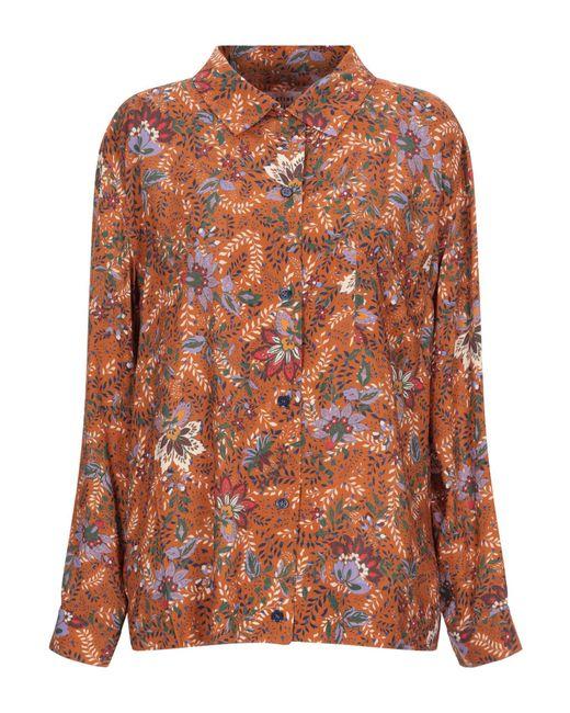 Libertine-Libertine Brown Shirt