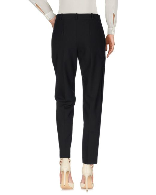 Lanvin Black Casual Pants