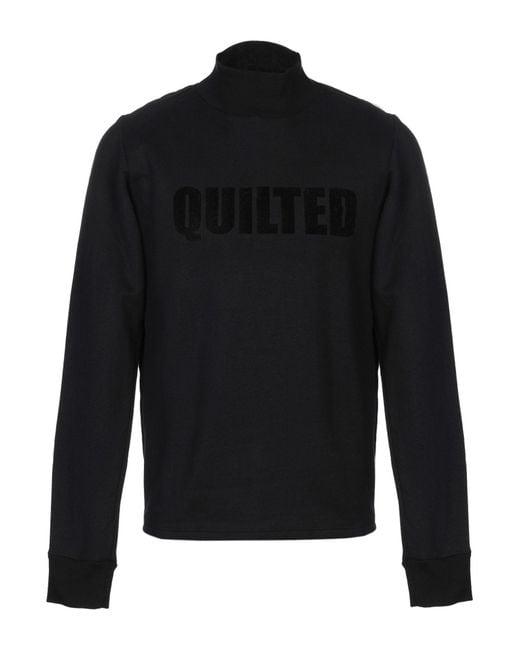 Var/city Black Sweatshirt for men