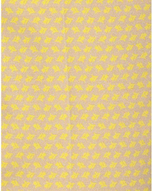 Piazza Sempione Yellow Hose