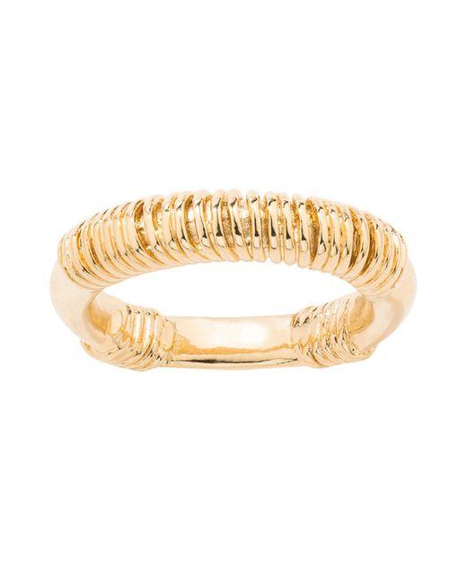 Aurelie Bidermann | Metallic Ring | Lyst