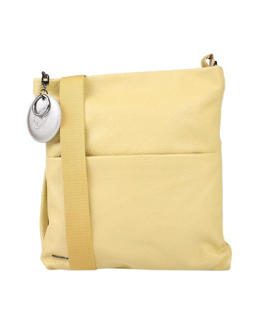 Borse a tracolla di Mandarina Duck in Yellow