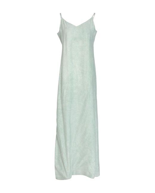 Ready To Fish By Ilja - Green Long Dress - Lyst