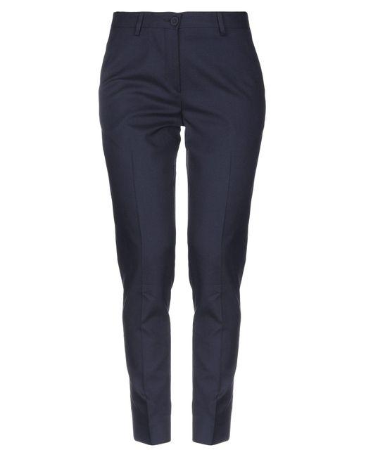 Brian Dales Blue Casual Trouser