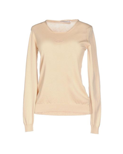 Gentry Portofino | Natural Jumper | Lyst