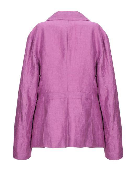Souvenir Clubbing Purple Jackett