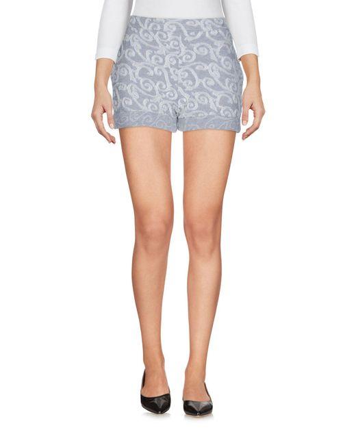Shorts di Jijil in Gray