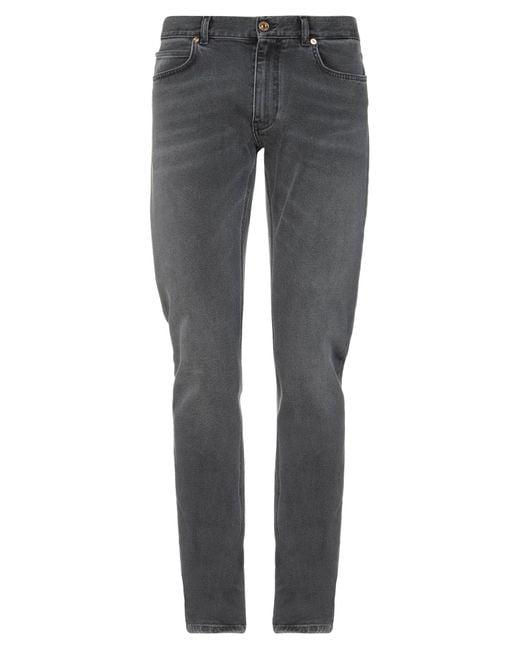 Pantaloni jeans di Versace in Multicolor da Uomo