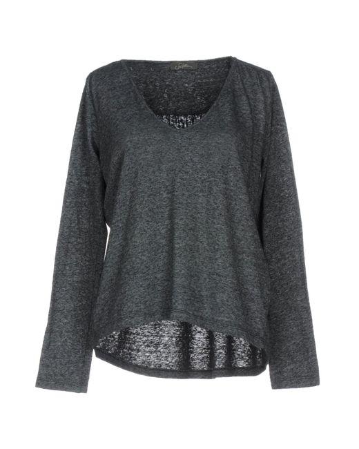 Soallure - Gray Sweaters - Lyst