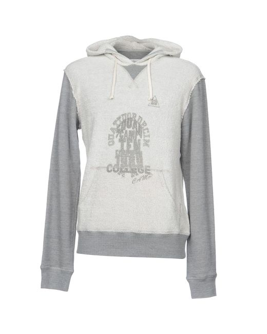 Maison Margiela - Gray Sweatshirts for Men - Lyst