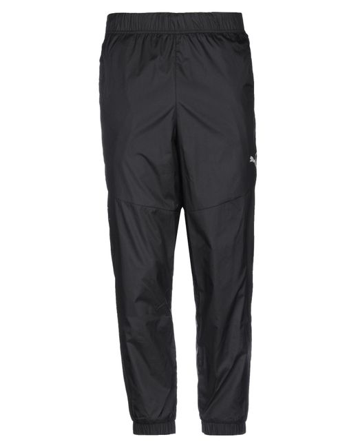 Pantalones PUMA de hombre de color Black