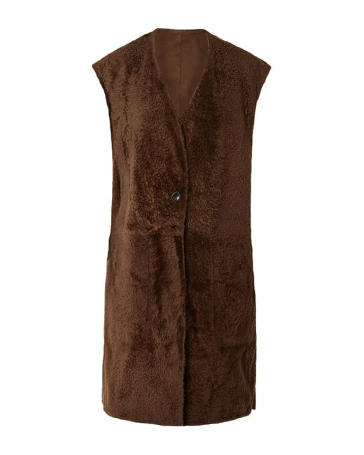 Cappotto di Agnona in Brown