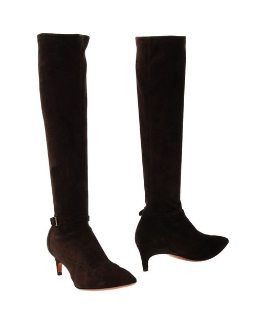 Santoni - Brown Boots - Lyst